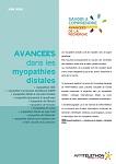 Avancées dans les myopathies distales