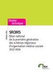 Bilan national de la première génération des schémas régionaux d'organisation médico-sociale 2012-2016