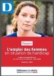 L'emploi des femmes en situation de handicap