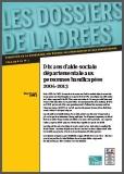 Dix ans d'aide sociale d�partementale aux personnes handicap�es 2004-2013
