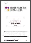 Travail handicap Entreprises 2025