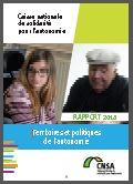 Rapport 2015 : Territoires et politiques de l'autonomie