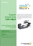 Support d'avant-bras TOP/HELP