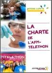 La charte de l'AFM-Téléthon