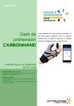 Gant de préhension Carbonhand