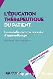 L'éducation thérapeutique du patient
