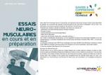 Essais neuromusculaires en cours et en préparation